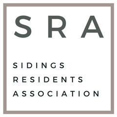 Sidings Residents' Association Logo