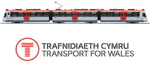TWF Logo and new style train